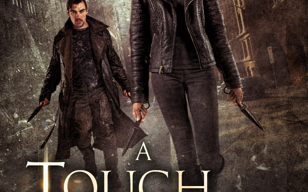 A Touch of Death (Connor and Sami – Book 3)