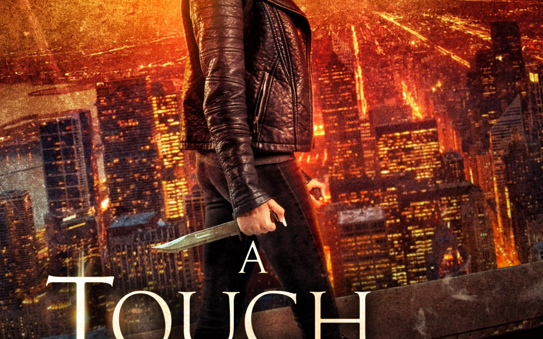 A Touch of Love (Connor and Sami – Book 2)