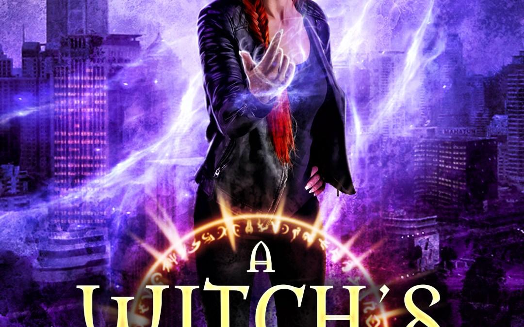 A Witch's Revenge: Henrietta and Alex, Book 1