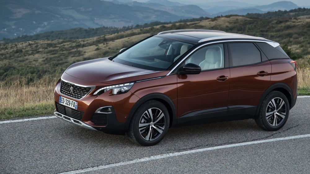 medium resolution of  2016 peugeot 3008 review