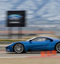 we drove the new ford gt on road and track 2017  [ 1700 x 957 Pixel ]