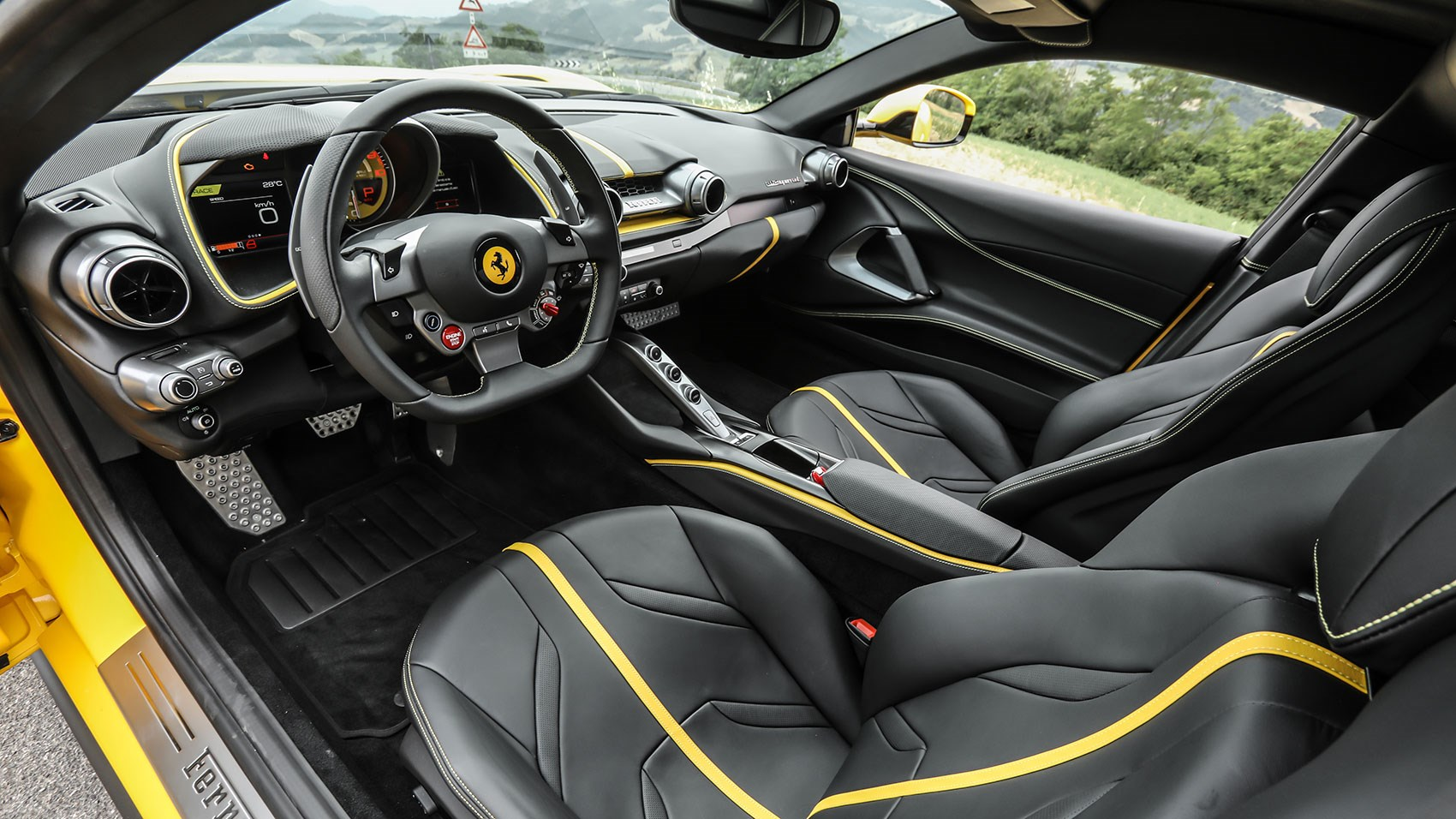 Ferrari 812 Superfast 2017 Review Car Magazine