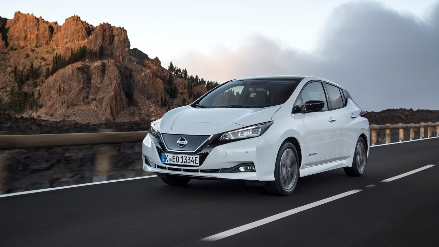 New Nissan Leaf (2018) review: wider appeal, less charm