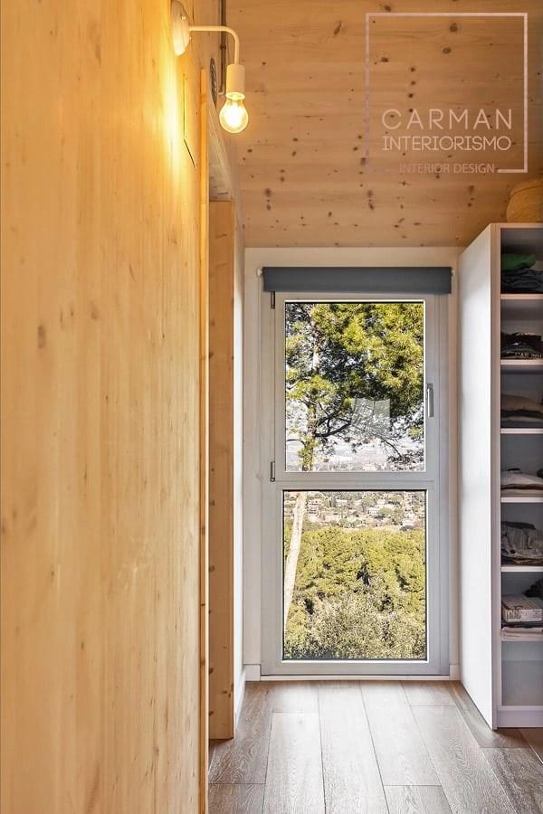 Diseño de espacios en madera