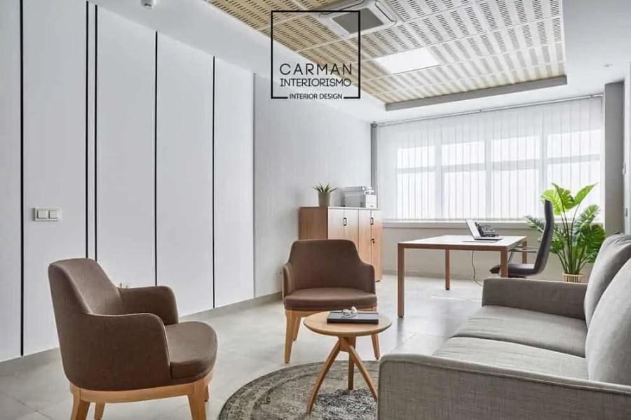 Diseño completo de oficinas