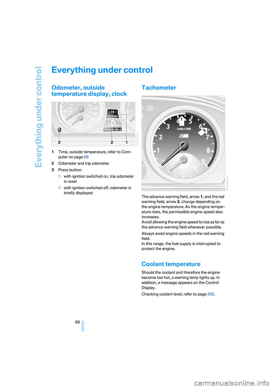 BMW M6 CONVERTIBLE 2007 E64 Repair Manual (256 Pages)