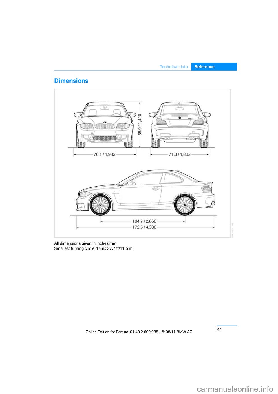 BMW 1M 2011 E82 Service Manual