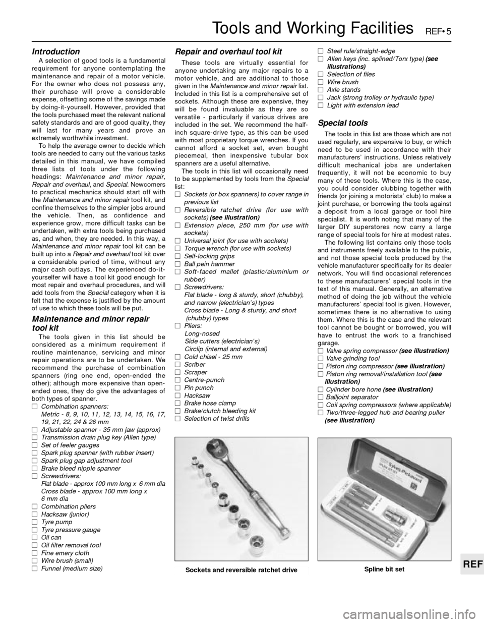 BMW 3 SERIES 1988 E30 Workshop Manual (228 Pages), Page