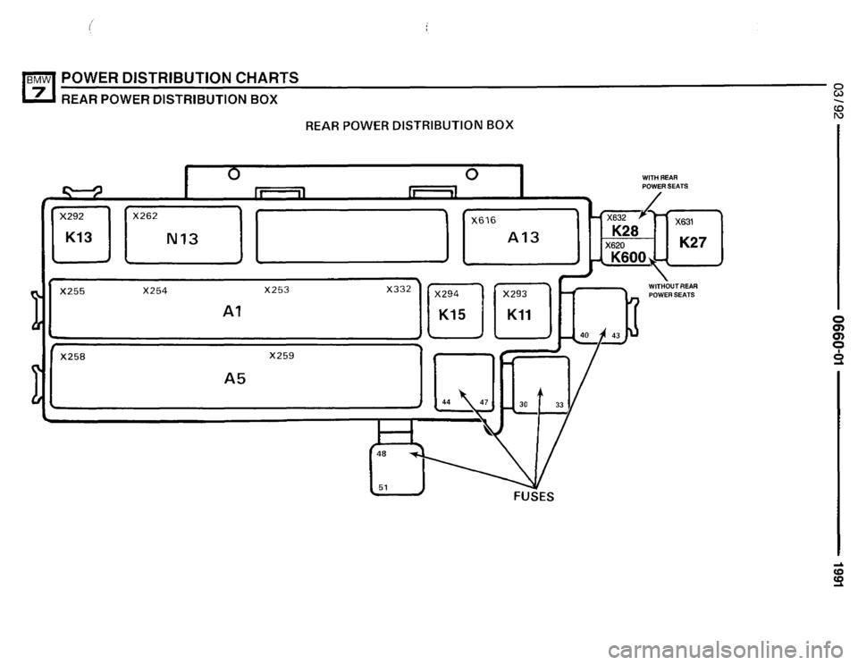 1991 bmw 735i wiring diagram