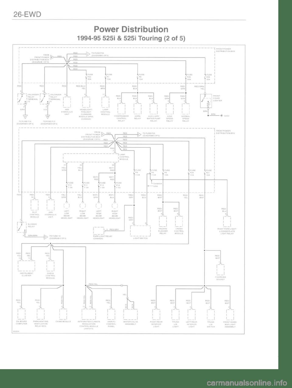 medium resolution of 1985 bmw k100 wiring diagram auto 525i fuse box location 2006 x 3 bmw 525i