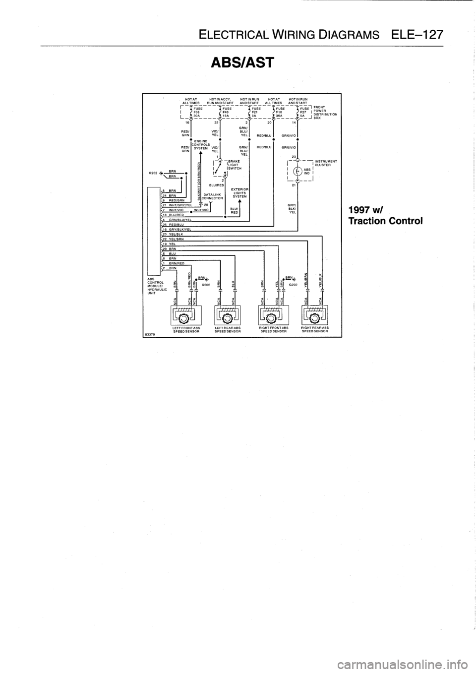 BMW 318i 1996 E36 Workshop Manual (759 Pages), Page 610
