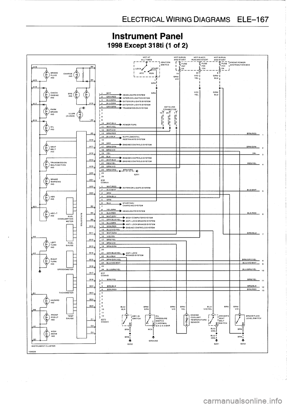 4 way trailer wiring diagram 12 volt electric winch bmw 328i 1998 e36 – dme readingrat.net
