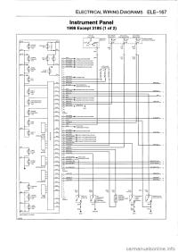 Wiring Diagram Bmw 328I 1998 E36  1998 Bmw 328I E36 Dme ...