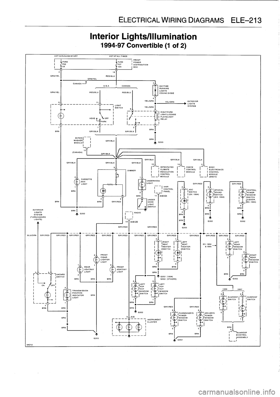 hight resolution of 1997 bmw 318i fuse diagram