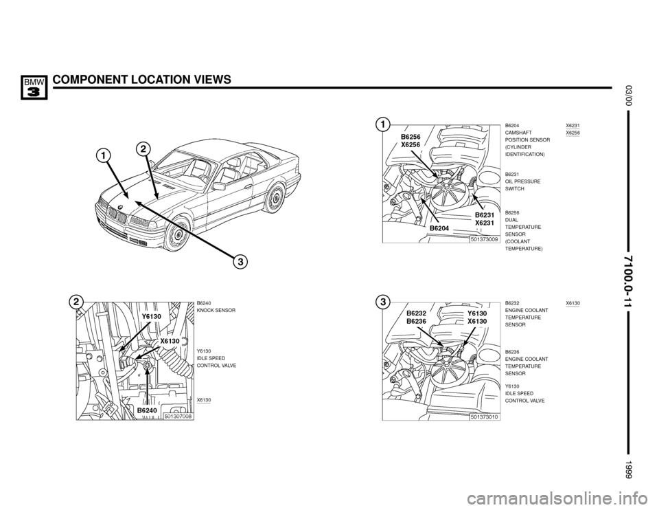 BMW 328i 1999 E36 Electrical Troubleshooting Manual