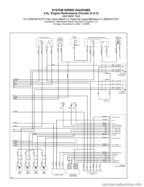 small resolution of bmw 740il wiring diagram wiring diagram 1998 bmw 740il radio wiring diagram bmw 740il 1995 e38