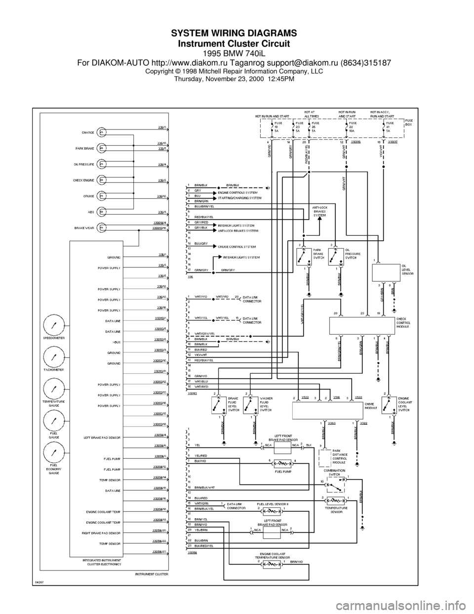 hight resolution of 2001 740il bmw e38 wiring diagram