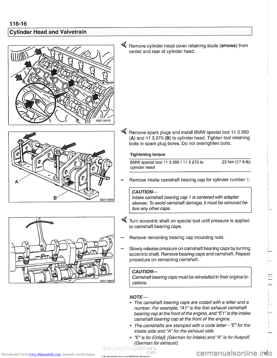 hight resolution of bmw 528i 1998 e39 workshop manual page 192