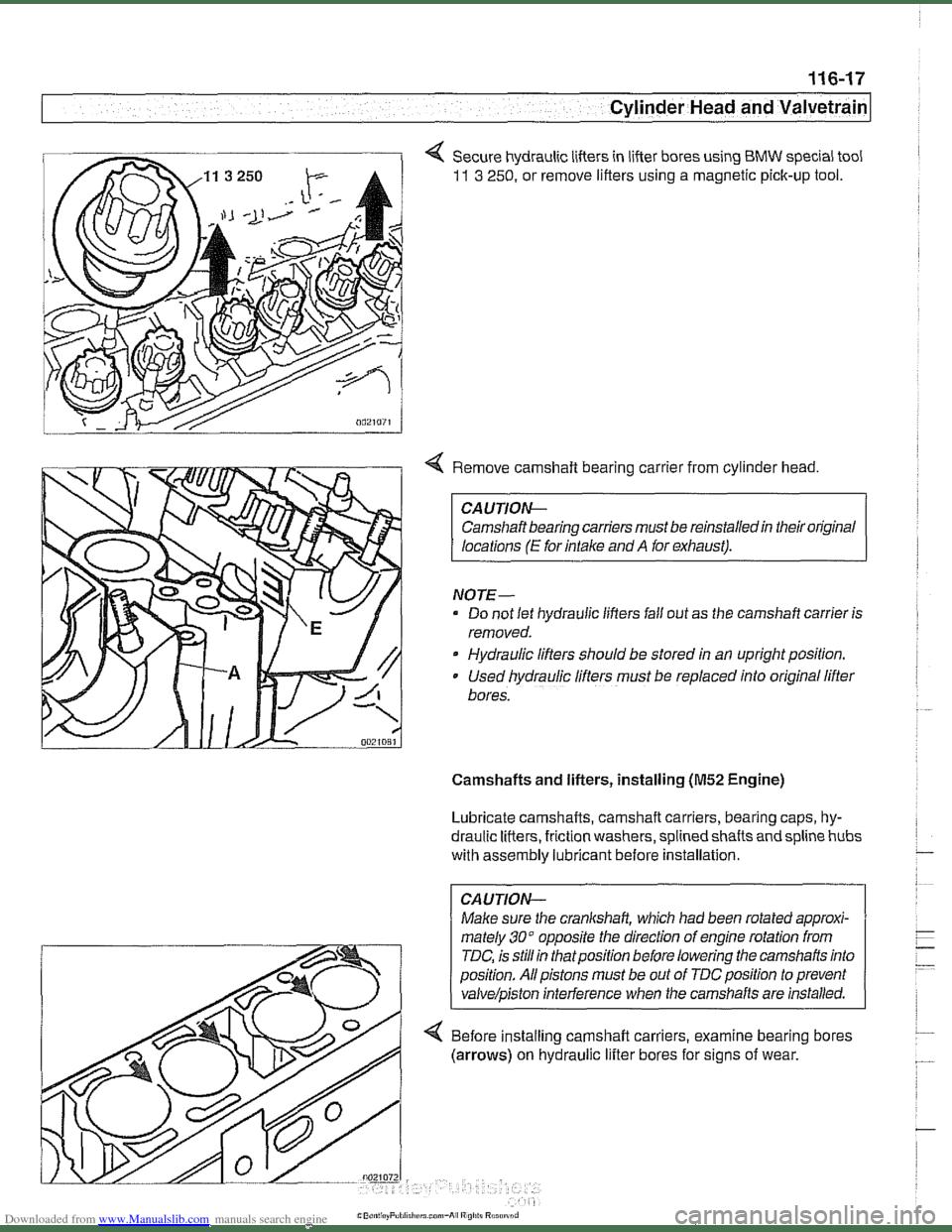 medium resolution of bmw 528i 1998 e39 workshop manual page 193