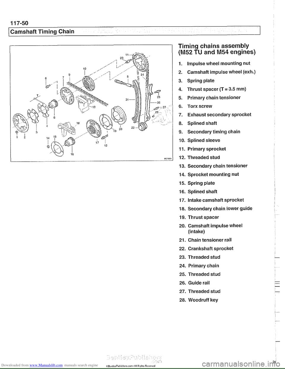 BMW 528i 1998 E39 Workshop Manual