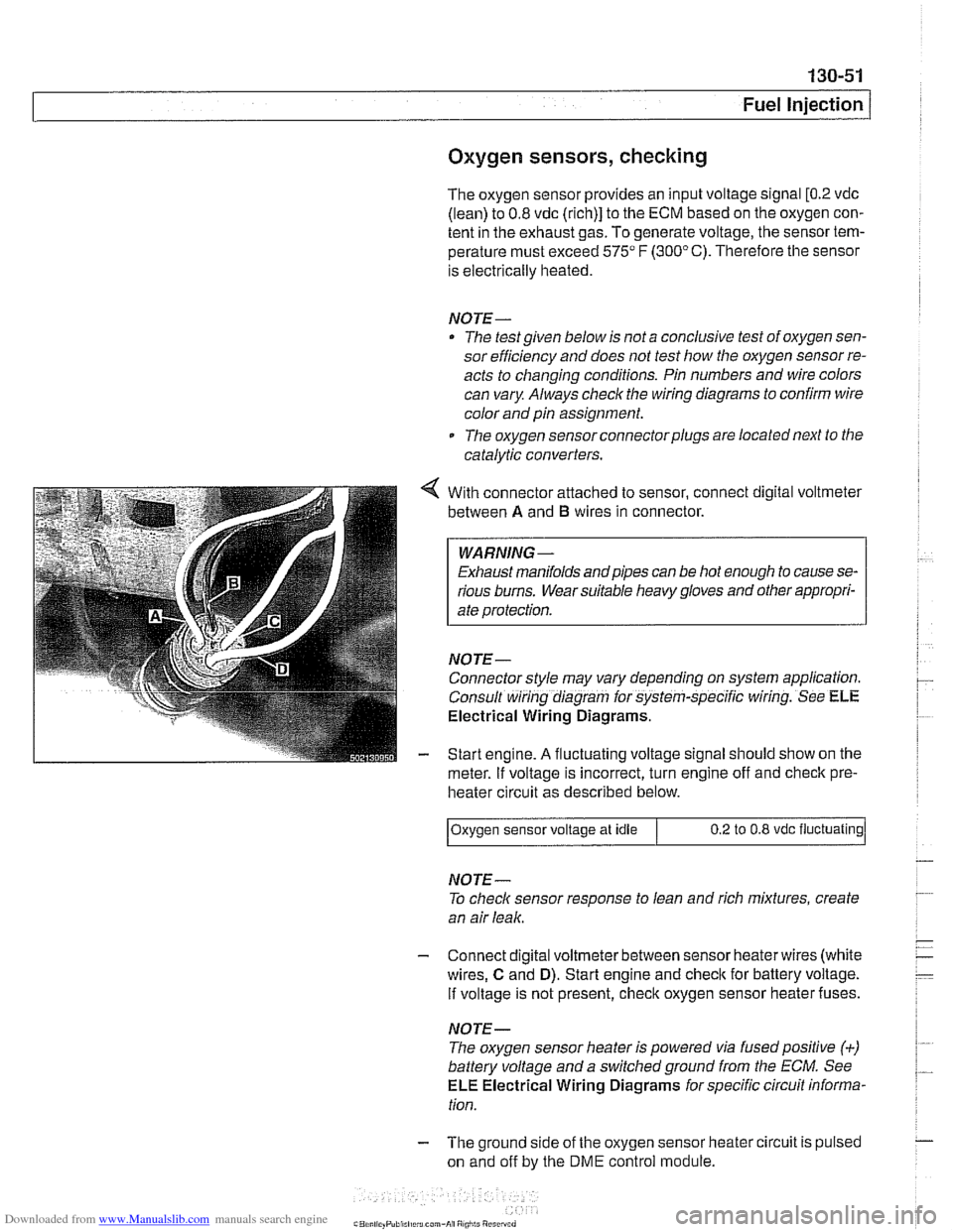 medium resolution of bmw 528i 1998 e39 workshop manual page 441