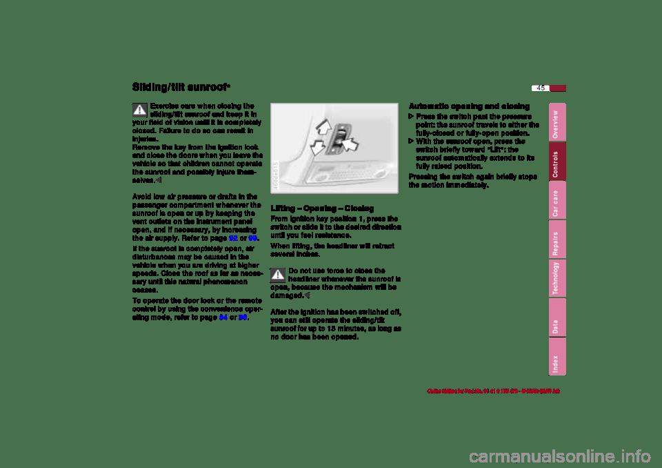 BMW 330Ci COUPE 2001 E46 Service Manual (203 Pages)