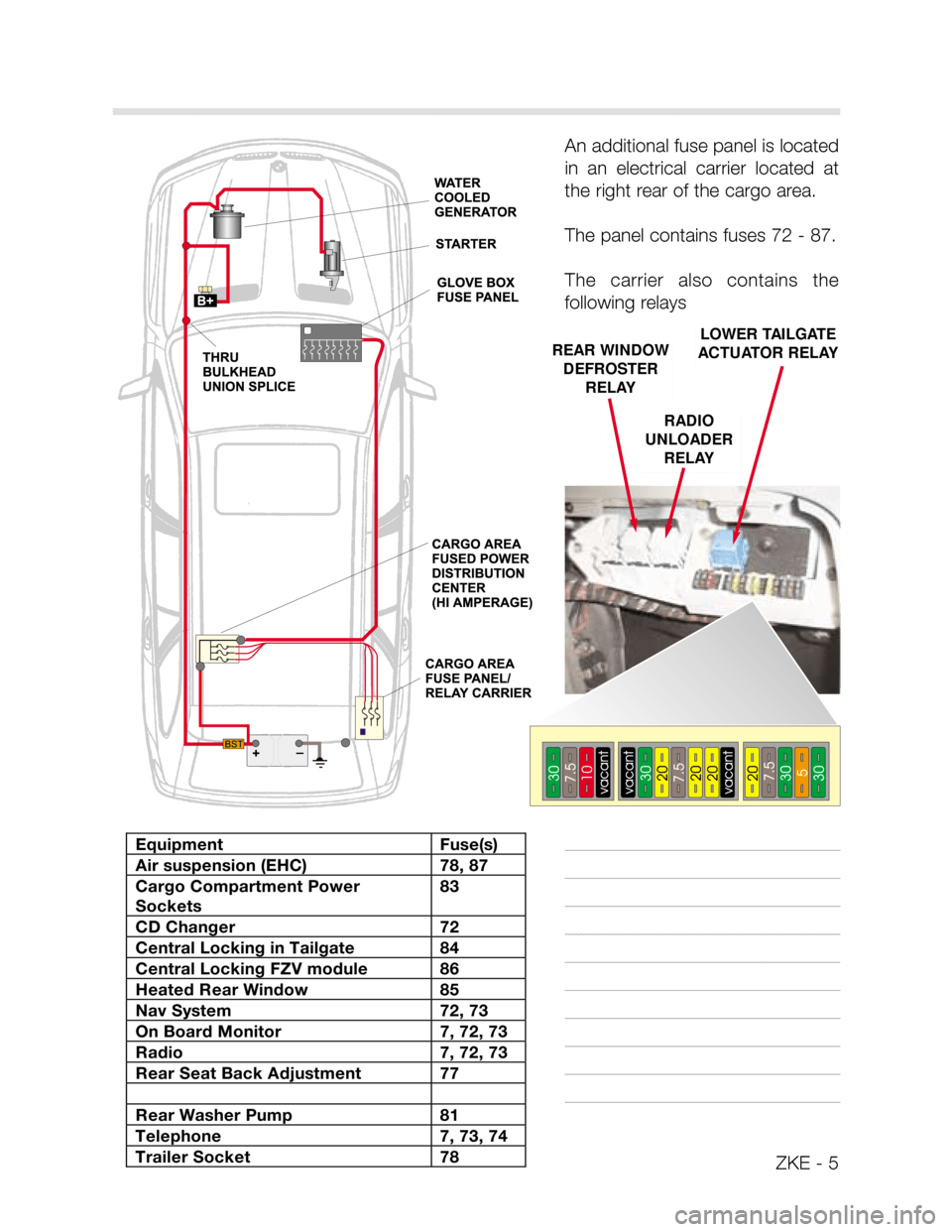 hight resolution of fuse box manual imageresizertool ford 2003 econoline owner 39 s manual pdf download transit automobile econoline view download transit owner s online