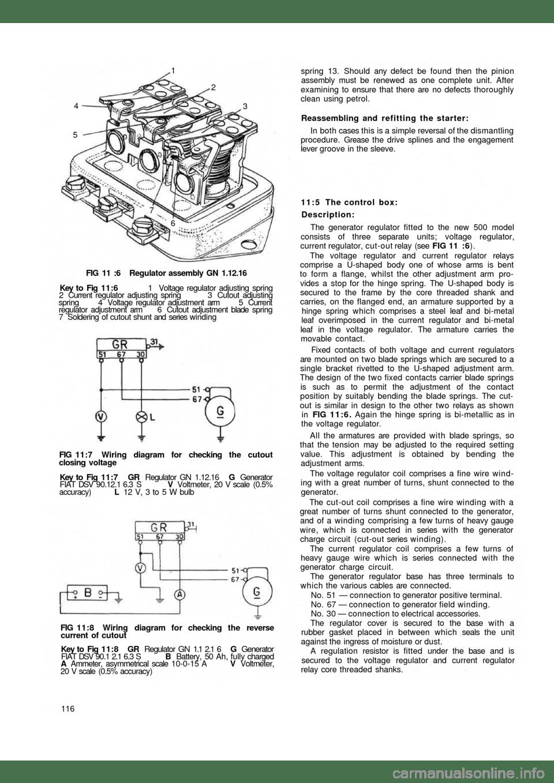 medium resolution of fiat 500 1969 1 g workshop manual page 109