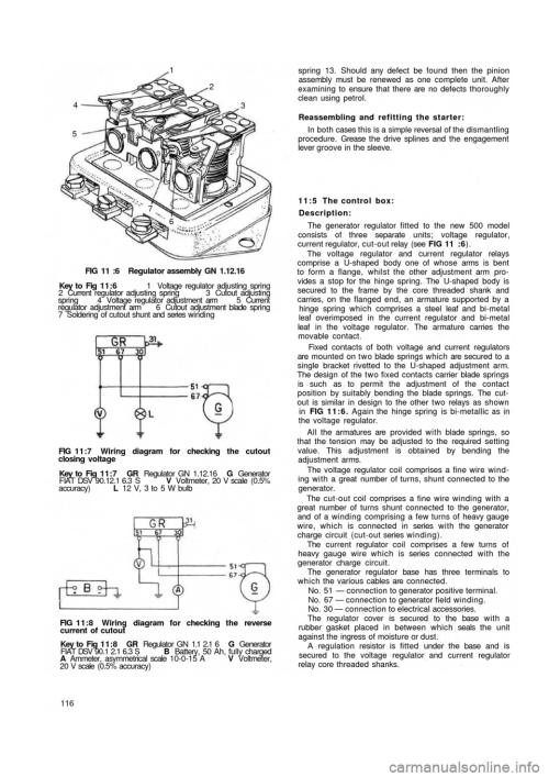 small resolution of fiat 500 1969 1 g workshop manual page 109