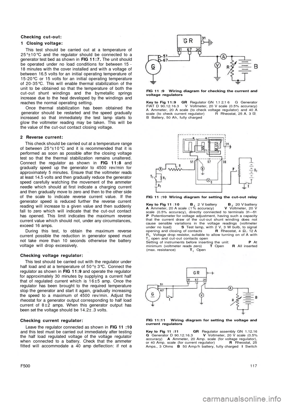 hight resolution of fiat 500 1960 1 g workshop manual