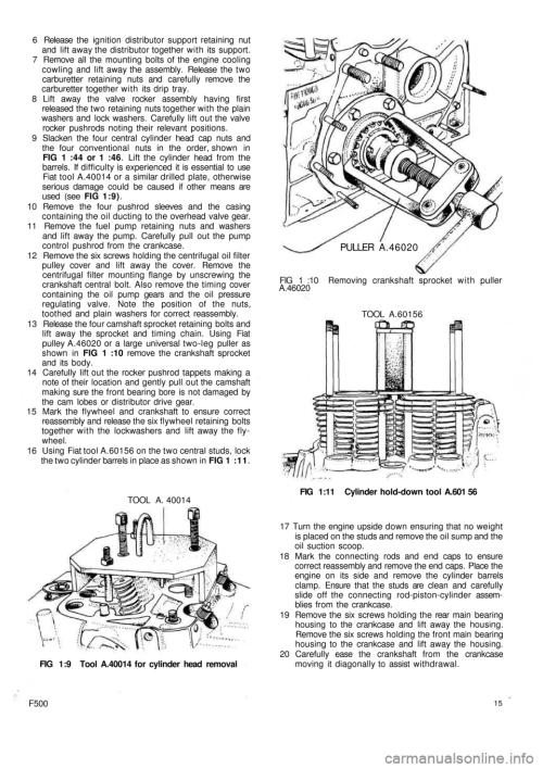 small resolution of 1965 fiat 500 wiring diagram