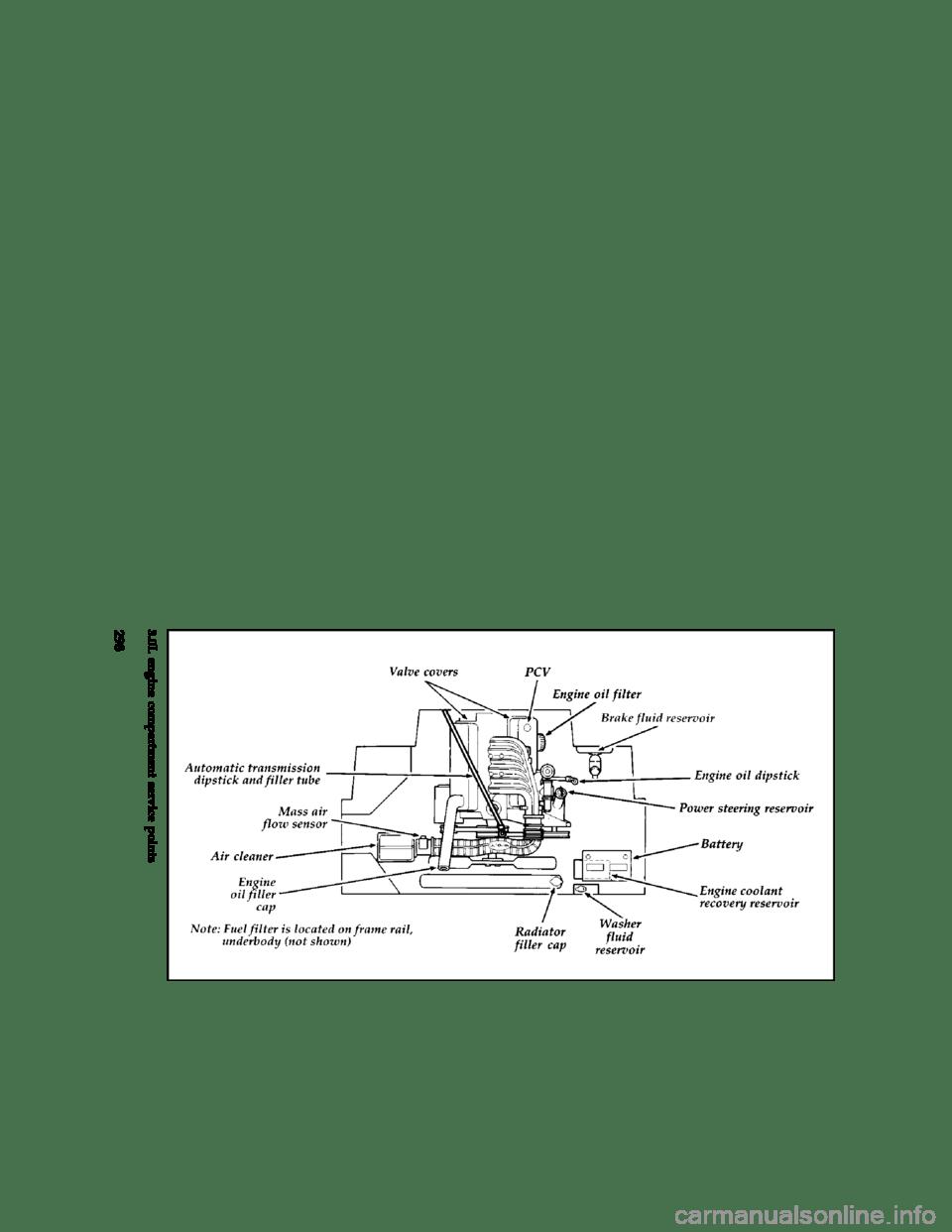 medium resolution of ford aerostar 1997 1 g owners manual