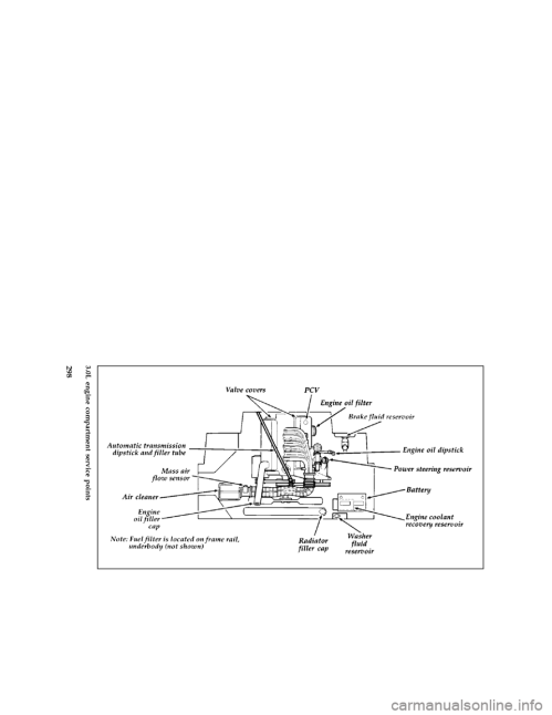 small resolution of ford aerostar 1997 1 g owners manual