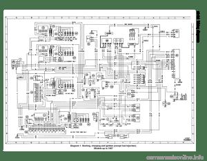 FORD SIERRA 1989 2G Wiring Diagrams Workshop Manual
