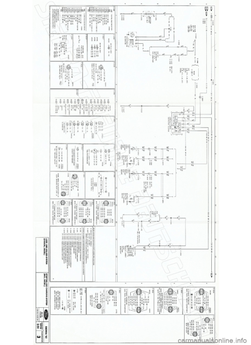 small resolution of ford sierra 1992 2 g wiring diagrams workshop manualford sierra wiring diagram 7