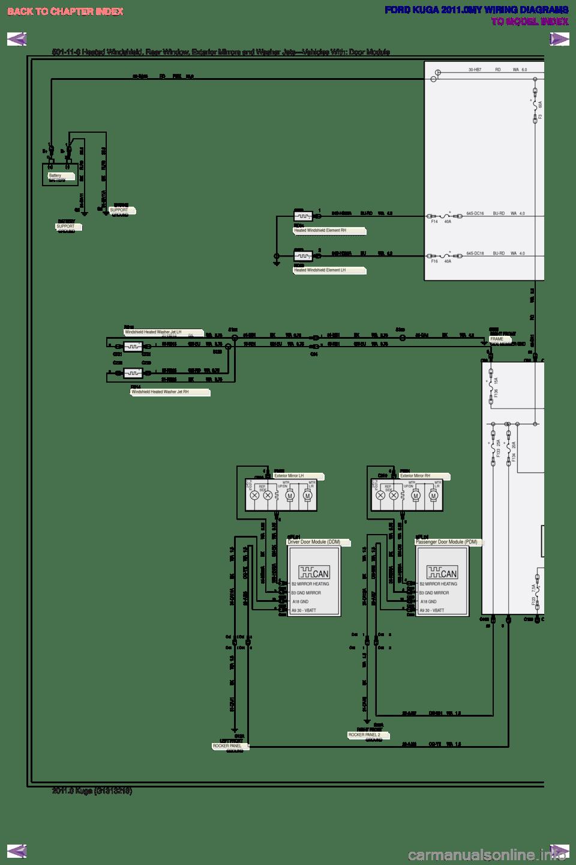 medium resolution of ford kuga 2011 1 g wiring diagram workshop manual page 420