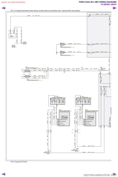 small resolution of ford kuga 2011 1 g wiring diagram workshop manual page 420