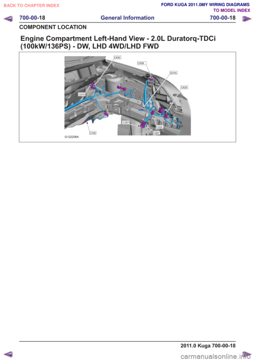 small resolution of 2011 ford fusion engine compartment diagram