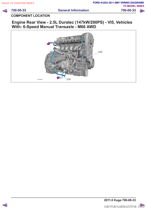 small resolution of ford kuga 2011 1 g wiring diagram workshop manual page 521