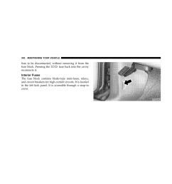 fuse box for 2005 dodge durango [ 960 x 1242 Pixel ]