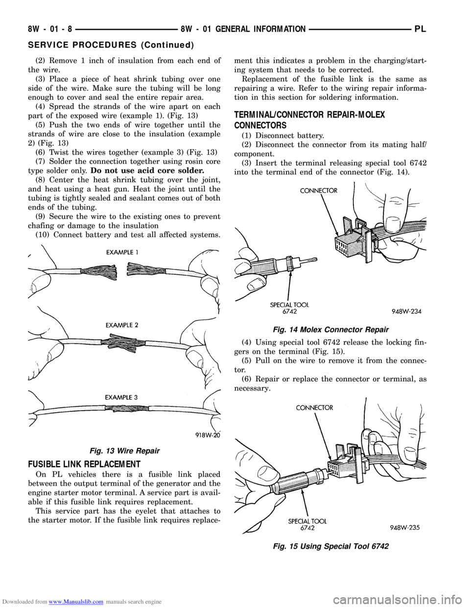 1997 dodge neon starter wiring diagram gold silver copper phase 1 g diagrams workshop manual