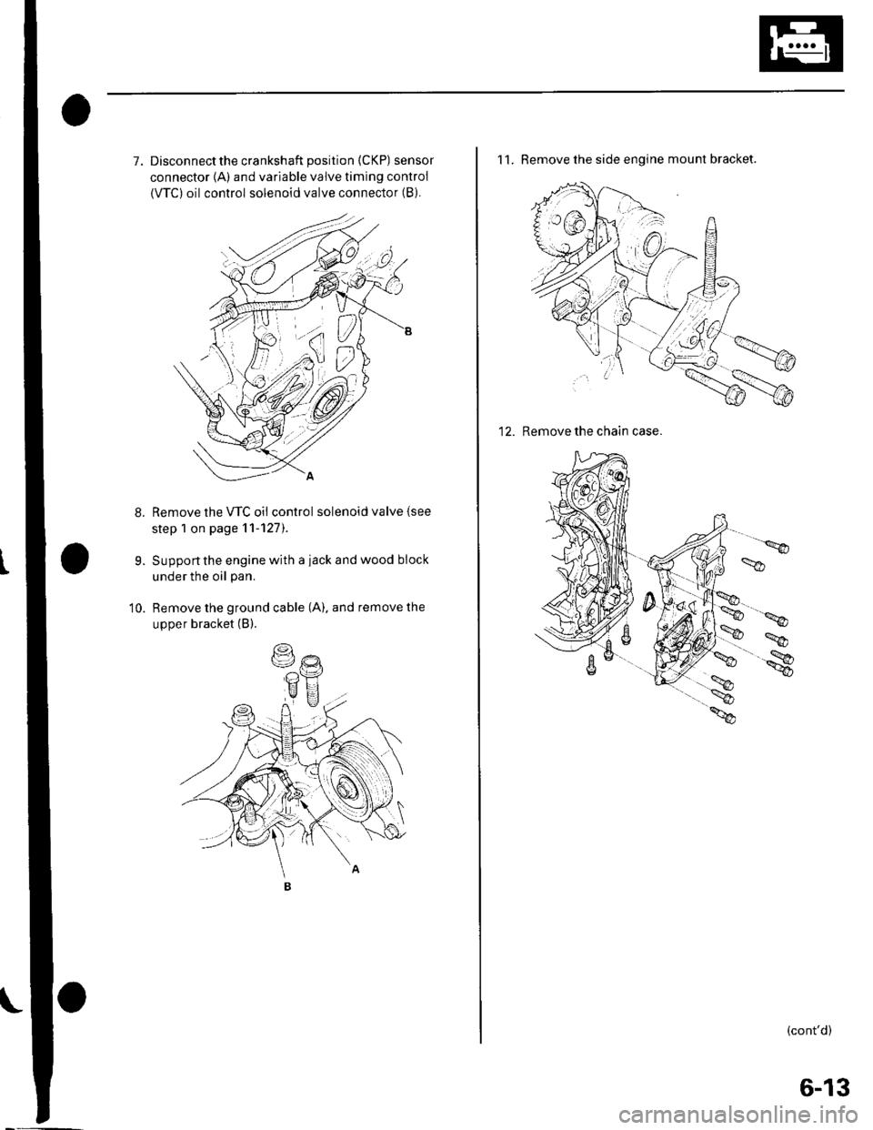HONDA CIVIC 2002 7.G Workshop Manual
