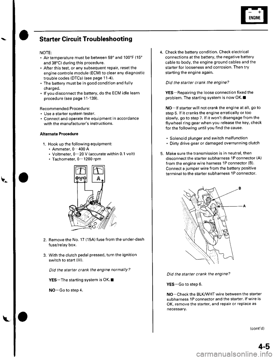 hight resolution of honda civic 2003 7 g workshop manual page 40