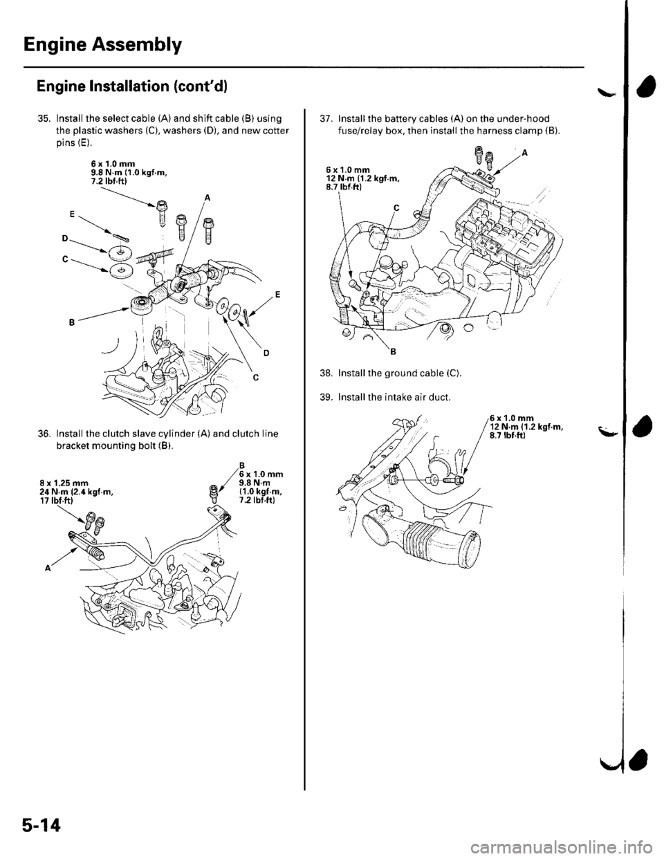 HONDA CIVIC 2002 7.G Owners Manual (1139 Pages)