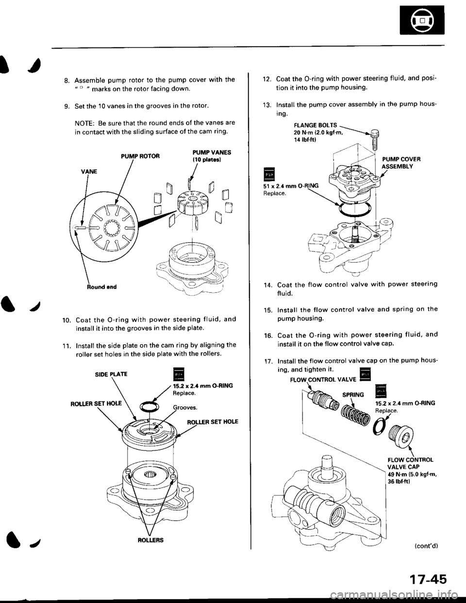 HONDA CIVIC 1997 6.G Workshop Manual