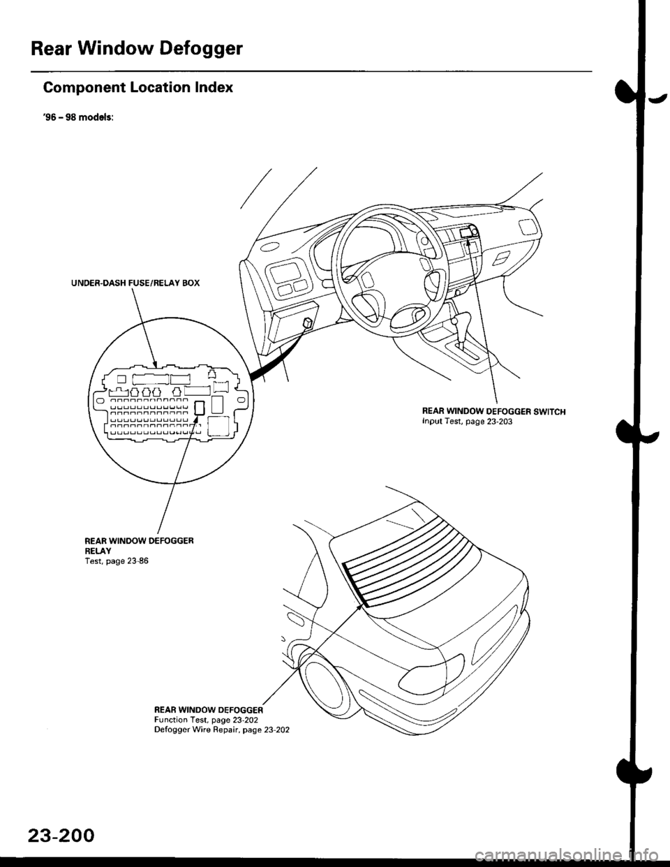 how to test a car horn with a battery