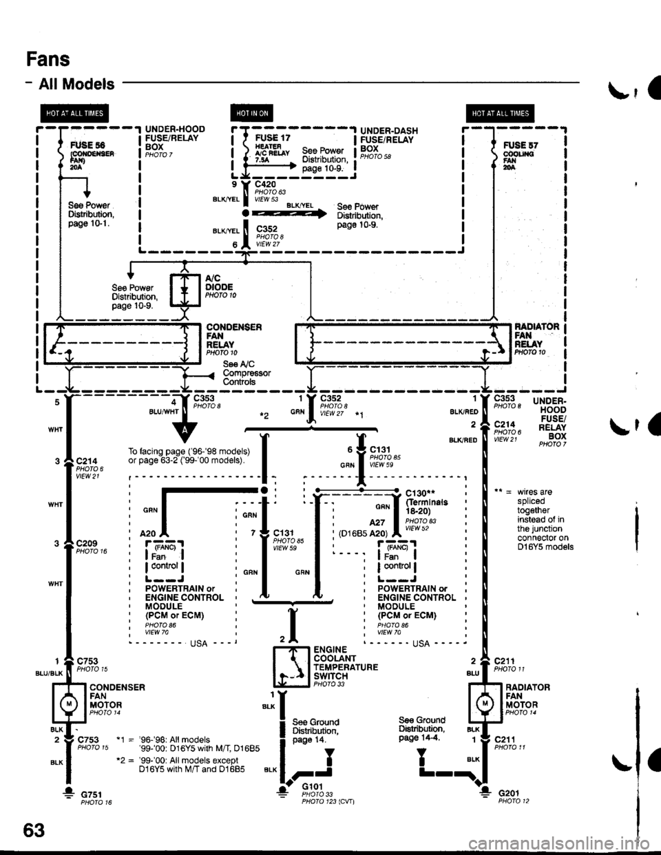 Honda Cvcc Engine Diagram Honda D-series Engine Wiring