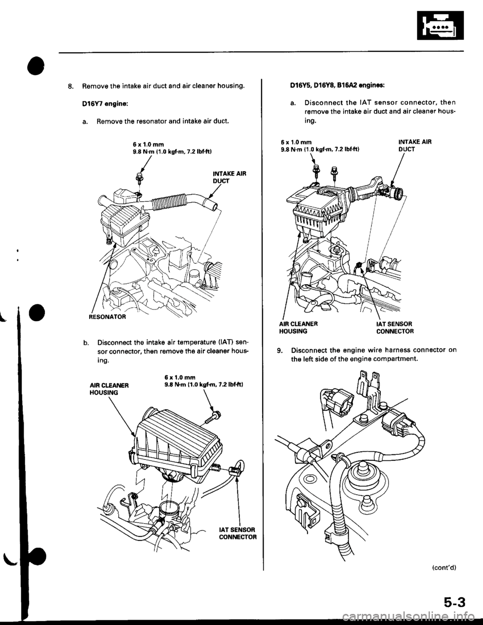 1998 Honda Accord Lx 2 3l Engine Diagram. Honda. Auto