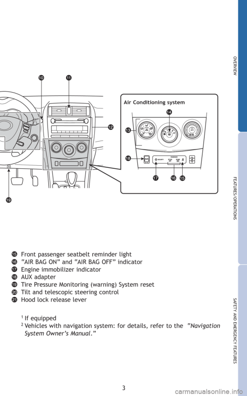 small resolution of toyota corolla 2010 10 g quick reference guide page 5