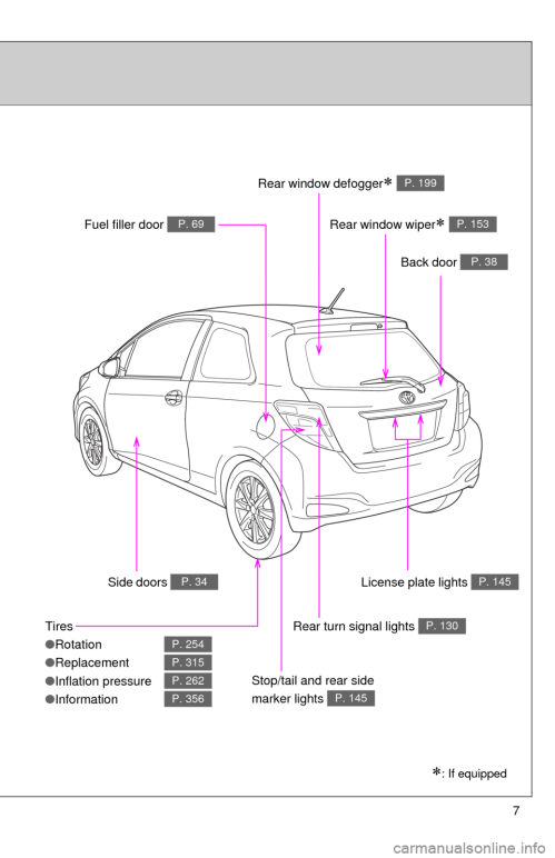 small resolution of toyota yaris 2013 3 g owners manual page 7